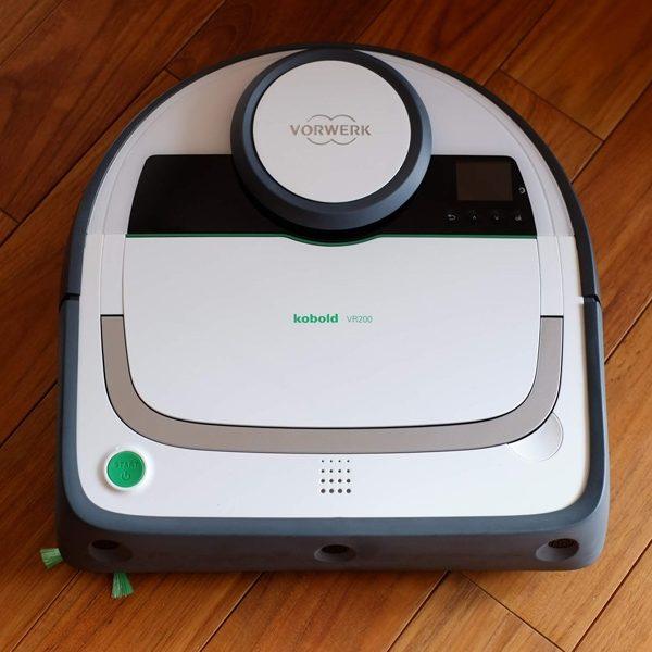 ロボット掃除機 コーボルト VR200 が優秀すぎてお掃除はおまかせすることにした