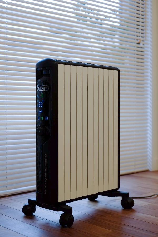 リビング の 暖房 マルチダイナミックヒーター