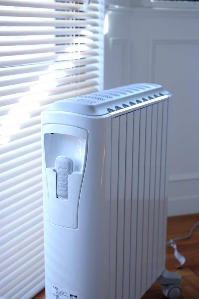 デロンギ の 暖房 ベルカルド オイルヒーター はリモコン付き