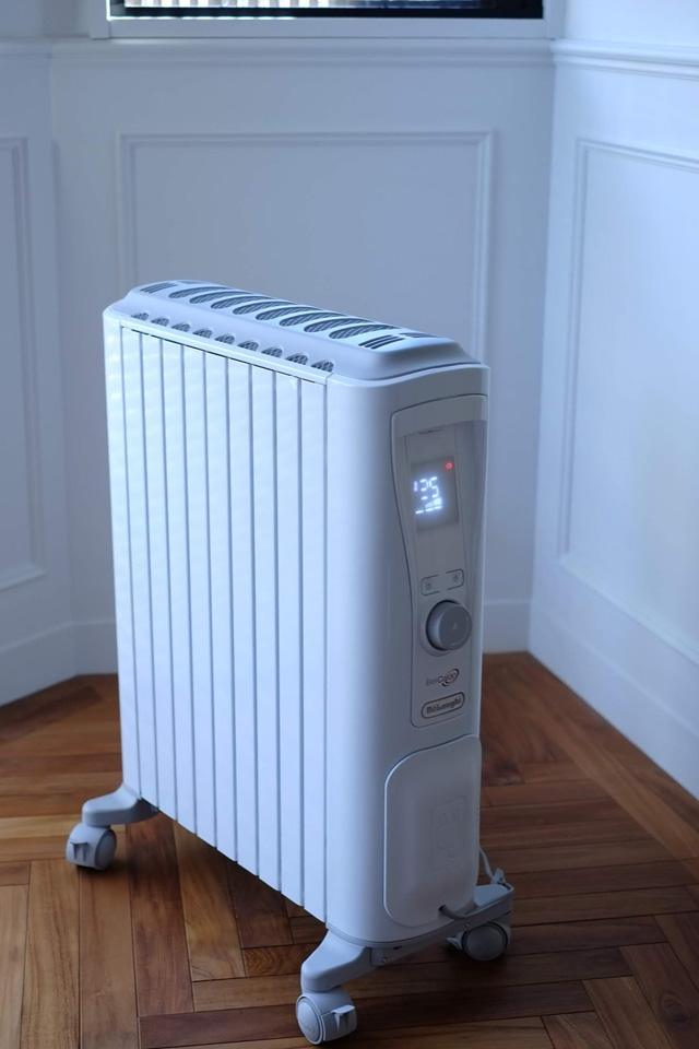 デロンギ の 暖房 ベルカルド オイルヒーター RHJ75V0915-GY